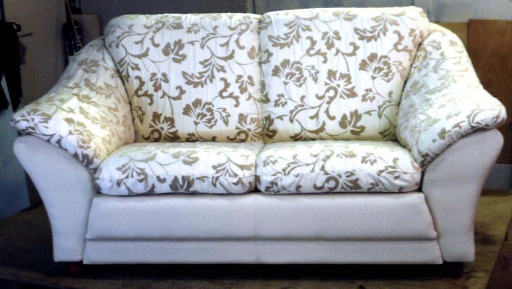 Перетяжки дивана своими руками