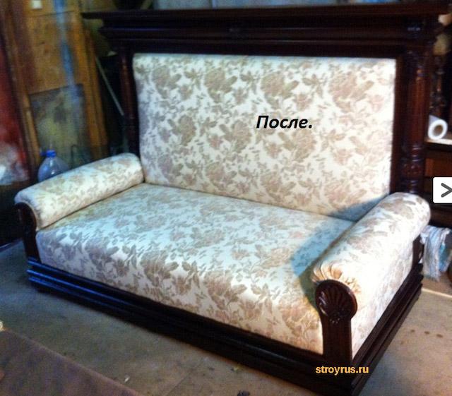 Наши работы по ремонту мебели в Москве-5
